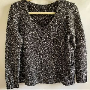 PM EILEEN FISHER PETITE SWEATER TOP SHIRT
